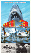 Hajen 3 1983 poster Dennis Quaid Joe Alves