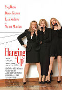 Hanging Up 1999 poster Diane Keaton