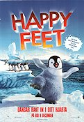 Happy Feet Poster 70x100cm RO original