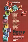 Harry bit för bit 1996 poster Richard Benjamin Woody Allen