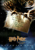 Harry Potter och de vises sten Poster 70x100cm advance RO original