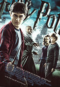 Harry Potter och halvblodsprinsen 2009 poster Daniel Radcliffe David Yates