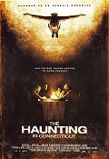 The Haunting In Connecticut 2009 poster Virginia Madsen Peter Cornwell