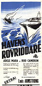 Havens rovriddare 1959 poster Rod Cameron