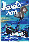 Havets son 1949 poster Per Oscarsson