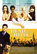 Head Over Heels 2001 poster Monica Potter Mark Waters