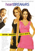 Heartbreakers 2001 poster Jennifer Love Hewitt
