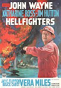 Hellfighters Poster 70x100cm NM original