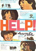 Help! 1965 poster Beatles Richard Lester