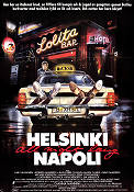 Helsinki Napoli All Night Long 1987 poster Kari Vänänen Mika Kaurismäki
