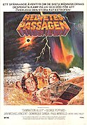 Helvetespassagen 1978 poster George Peppard