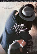 Henry and June Poster 70x100cm RO original