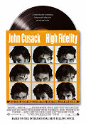 High Fidelity Poster 68x102cm USA RO original