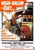 High-Ballin 1978 poster Peter Fonda Peter Carter