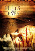 The Hills Have Eyes 2006 poster Ted Levine