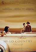 Hi-Lo Country 1998 poster Woody Harrelson Stephen Frears