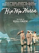 Hip Hip Hurra Poster 60x90 original