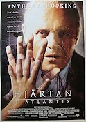 Hjärtan i Atlantis 2001 poster Anthony Hopkins