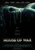 House of Wax 2005 poster Elisha Cuthbert Jaume Collet-Serra