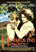 Howards End 1992 poster Anthony Hopkins