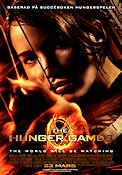 The Hunger Games Poster 70x100cm RO original