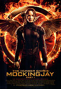 The Hunger Games: Mockingjay Part 1 2014 poster Jennifer Lawrence Francis Lawrence