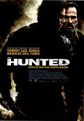 The Hunted 2002 poster Tommy Lee Jones