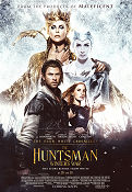 The Huntsman Winter´s War 2016 poster Chris Hemsworth Cedric Nicolas-Troyan