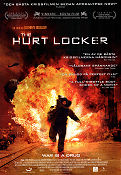 The Hurt Locker 2009 poster Jeremy Renner Kathryn Bigelow