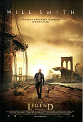 I Am Legend 2007 poster Will Smith Francis Lawrence