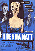 I denna natt Poster 70x100cm GD piece missing original