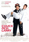I Now Pronounce You Chuck and Larry 2007 poster Adam Sandler