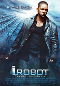 I Robot 2004 poster Will Smith