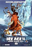 Ice Age 4 2011 poster