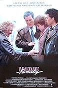 Immediate Family 1989 poster Glenn Close