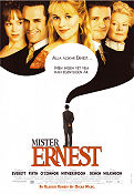 The Importance of Being Ernest 2002 poster Rupert Everett