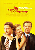 In Good Company 2004 poster Dennis Quaid