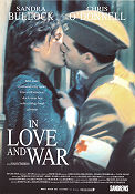In Love and War 1996 poster Sandra Bullock