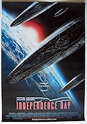 Independence Day Poster 68x102cm B USA RO original