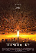 Independence Day 1996 poster Will Smith Roland Emmerich