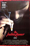 Indian Runner 1991 poster Sean Penn