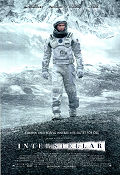Interstellar 2014 poster Matthew McConaughey Christopher Nolan