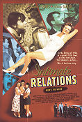 Intimate Relations 1996 poster Julie Walters