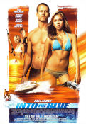 Into the Blue 2005 poster Paul Walker