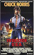 Invasion USA Poster 68x102cm USA FN original