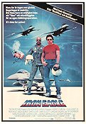 Iron Eagle Poster 70x100cm FN original