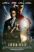 Iron Man 2007 poster Robert Downey Jr