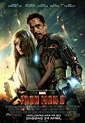 Iron Man 3 2013 poster Robert Downey Jr