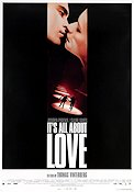 It's All About Love Poster 70x100cm FN folded original