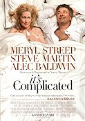 It's Complicated 2009 poster Meryl Streep